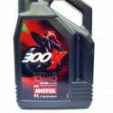 Масло для гидроцикла Motul FactoryLine 300V 4L