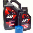 Набор для замены масла Kawasaki ULTRA 300/310 Масло+Фильтр