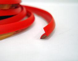 Уплотнительная резинка для обвесов. Цвет Красный